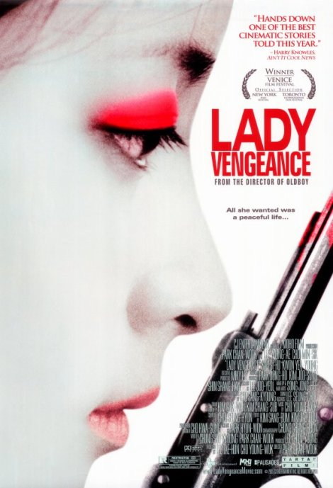 Lady Vengeance film poster